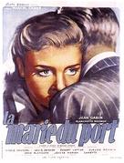 Marie du port, La - French Movie Poster (xs thumbnail)