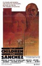 The Children of Sanchez - Movie Poster (xs thumbnail)