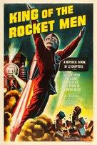 King of the Rocket Men - Movie Poster (xs thumbnail)