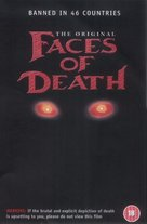 Faces Of Death - British DVD cover (xs thumbnail)