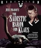 La mano de un hombre muerto - Blu-Ray movie cover (xs thumbnail)