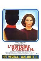 L'histoire d'Adèle H. - Belgian Movie Poster (xs thumbnail)