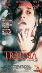Trauma - Brazilian VHS cover (xs thumbnail)