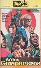 Per una bara piena di dollari - German VHS movie cover (xs thumbnail)