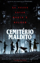 Pet Sematary - Brazilian Movie Poster (xs thumbnail)