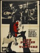 Ataúd del Vampiro, El - French Movie Poster (xs thumbnail)