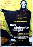 Det sjunde inseglet - German Movie Poster (xs thumbnail)