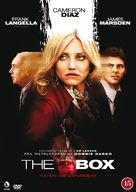 The Box - Danish Movie Cover (xs thumbnail)