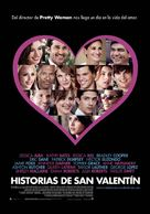 Valentine's Day - Spanish Movie Poster (xs thumbnail)