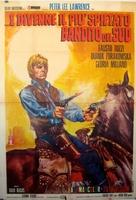 El hombre que mató a Billy el Niño - Italian Movie Poster (xs thumbnail)