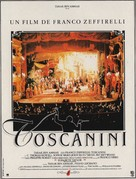 Il giovane Toscanini - French Movie Poster (xs thumbnail)