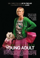 Young Adult - Spanish Movie Poster (xs thumbnail)