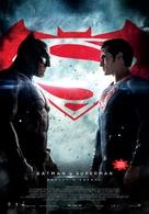 Batman v Superman: Dawn of Justice - Turkish Movie Poster (xs thumbnail)