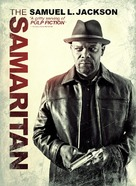 The Samaritan - Swedish DVD cover (xs thumbnail)