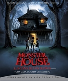 Monster House - Argentinian Blu-Ray movie cover (xs thumbnail)
