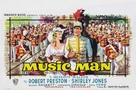 The Music Man - Belgian Movie Poster (xs thumbnail)