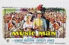 The Music Man - Belgian Movie Poster (xs thumbnail)