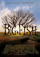 Big Fish - Italian Advance movie poster (xs thumbnail)