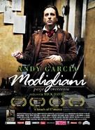 Modigliani - Polish poster (xs thumbnail)