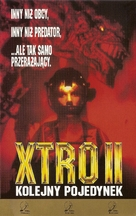Xtro II: The Second Encounter - Polish VHS cover (xs thumbnail)