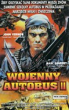 Afganistan - The last war bus (L'ultimo bus di guerra) - Polish Movie Cover (xs thumbnail)