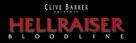 Hellraiser - Logo (xs thumbnail)
