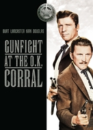 Gunfight at the O.K. Corral - Australian Movie Cover (xs thumbnail)