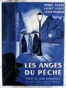 Les anges du péché - French Movie Poster (xs thumbnail)