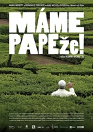 Habemus Papam - Czech Movie Poster (xs thumbnail)