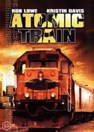 Atomic Train - Danish DVD movie cover (xs thumbnail)