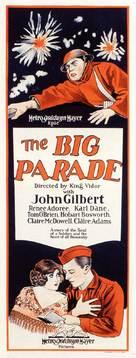 The Big Parade - Australian Movie Poster (xs thumbnail)