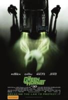 The Green Hornet - Australian Movie Poster (xs thumbnail)