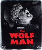 The Wolf Man - Blu-Ray movie cover (xs thumbnail)
