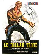 Un dollaro bucato - French Movie Poster (xs thumbnail)