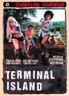 Terminal Island - British Movie Cover (xs thumbnail)