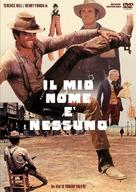 Il Mio Nome E Nessuno - Italian DVD cover (xs thumbnail)