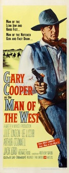 Man of the West - Movie Poster (xs thumbnail)