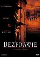 Open Range - Polish DVD movie cover (xs thumbnail)