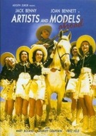 Artists and Models Abroad - DVD movie cover (xs thumbnail)