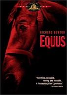Equus - DVD cover (xs thumbnail)