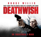 Death Wish - Singaporean Movie Poster (xs thumbnail)