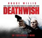 Death Wish - Singaporean Movie Poster (xs thumbnail)