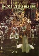 Excalibur - DVD movie cover (xs thumbnail)