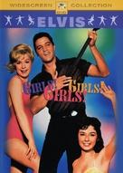 Girls! Girls! Girls! - German DVD movie cover (xs thumbnail)