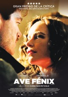 Phoenix - Argentinian Movie Poster (xs thumbnail)