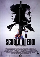 Toy Soldiers - Italian Movie Poster (xs thumbnail)