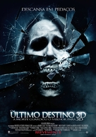 The Final Destination - Portuguese Movie Poster (xs thumbnail)