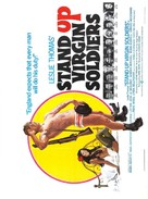 Stand Up, Virgin Soldiers - British Movie Poster (xs thumbnail)
