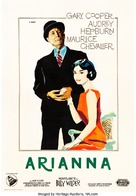 Love in the Afternoon - Italian Movie Poster (xs thumbnail)