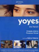 Yoyes - French poster (xs thumbnail)